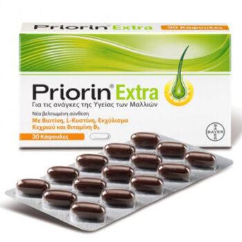 Priorin Extra caps 30