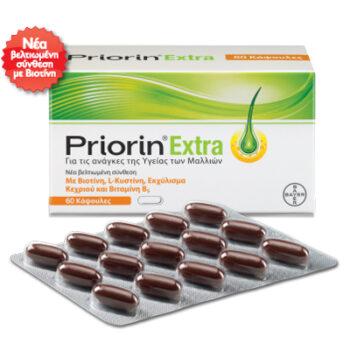 Priorin Extra caps 60