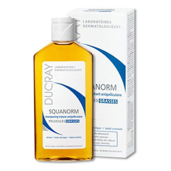 Squanorm Shampoo Λιπαρή πιτυρίδα 200ml