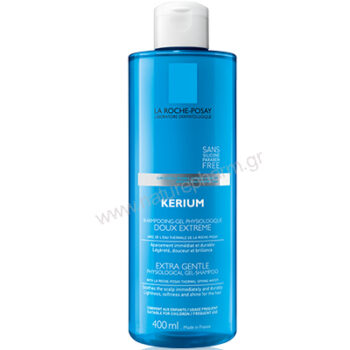 La Roche Posay - Kerium Doux Extreme Physiological Gel - Shampoo Normal Hair, 400ml