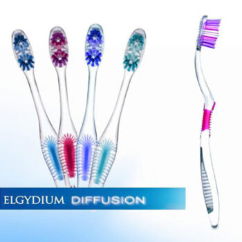 Elgydium Diffusion Οδοντόβουρτσα Medium