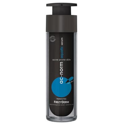 Frezyderm Ac-Norm Aquatic Serum, Ενυδατικός Ορός για την Ακμή, 50ml