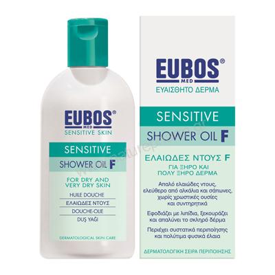 Shower Oil F, 200 ml