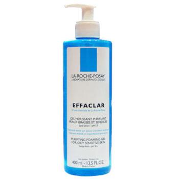Effaclar Gel Moussant Καθαριστικό  για Mεικτό-Λιπαρό δέρμα 400ml