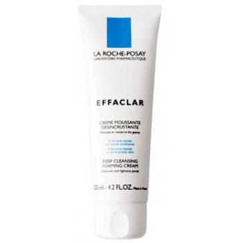 Effaclar Creme Moussant Κρέμα καθαρισμού  για Mεικτό-Λιπαρό δέρμα 125ml