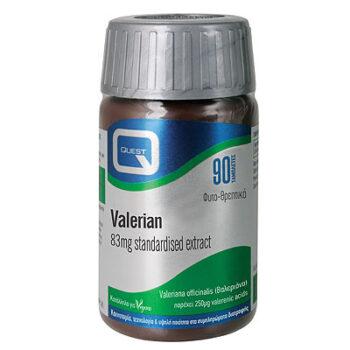 Valerian 83mg, 90tabs