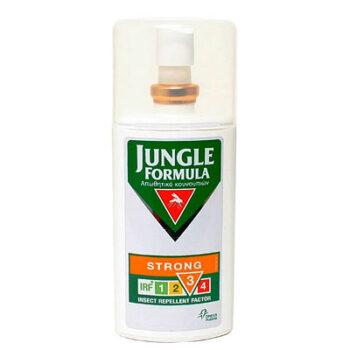 Jungle Formula Stong Soft Care, 75ml