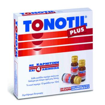 Tonotil Plus, 10amps *10ml