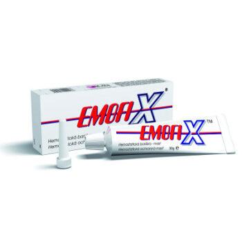 Emofix Αιμοστατική Αλοιφή φραγμού, 30γρ