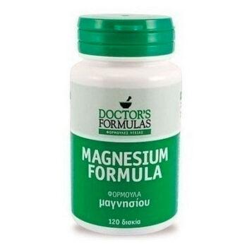 Doctor's Formula Magnesium Formula, 120caps