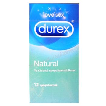 Durex Natural 12τμχ