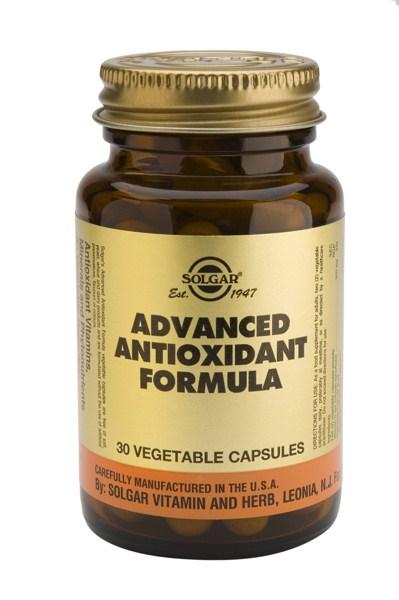 Solgar Advanced Antioxidant Form, veg.caps 30s