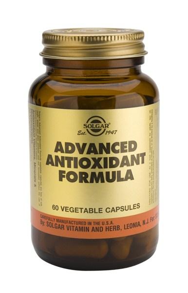 Solgar Advanced Antioxidant Form, veg.caps 60s
