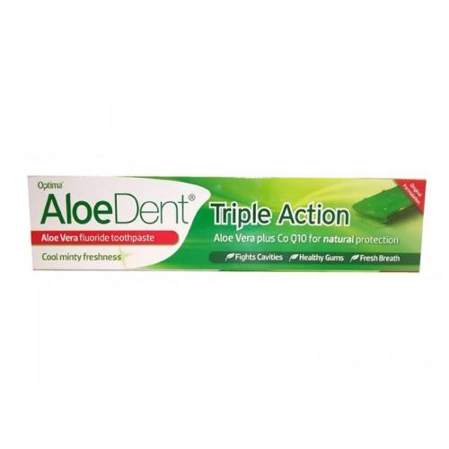 Aloe Dent TripleAction Toothpaste ,100ml