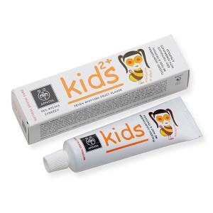 Apivita Οδοντόκρεμα Kids 2+ 50ml