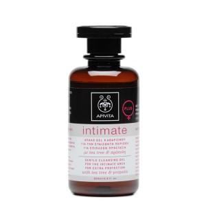 Apivita Intimate Plus gel καθαρισμού για την ευαίσθητη περιοχή με tea tree & πρόπολη, 200ml