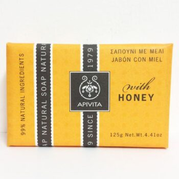 Apivita Natural Soap Honey 125mg