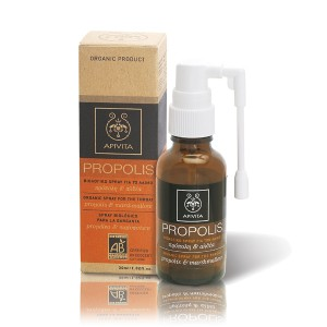 Apivita Propolis Spray για Λαιμό, 30ml