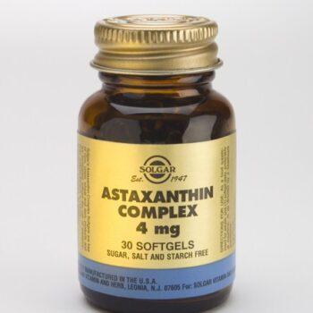 Solgar Astaxanthin 5mg softgels 30s