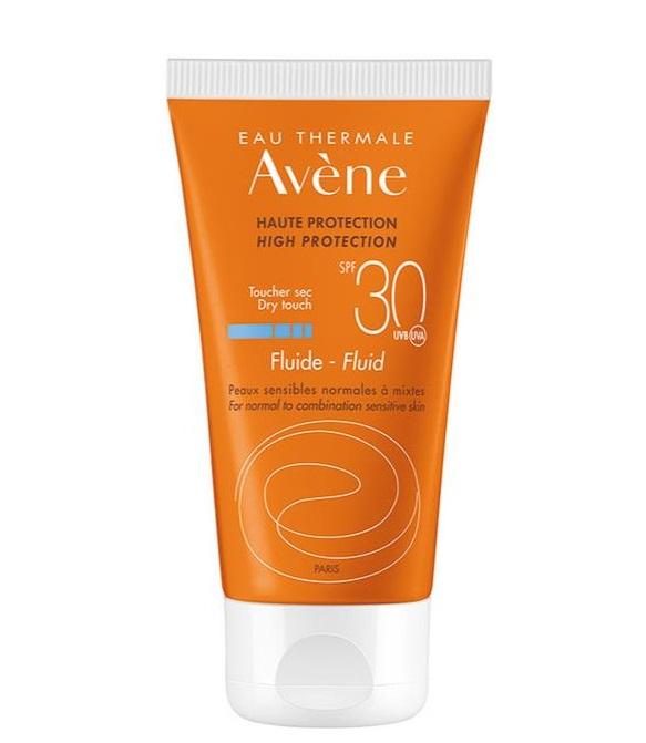 Avene Dry Touch Fluid SPF30, 50ml