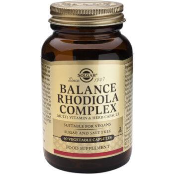 Solgar Balance Rhodiola Complex veg.caps 60s