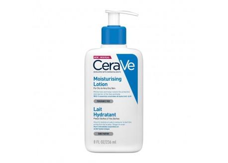 CeraVe Moisturizing Lotion Face & Body, 236ml