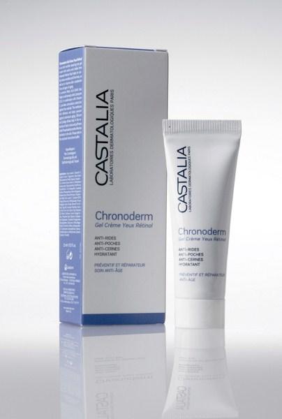 Chronoderm Gel Crème Yeux Rétinol - 15ml