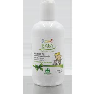 Power Health Baby Cucciolo Massage Oil, 200ml