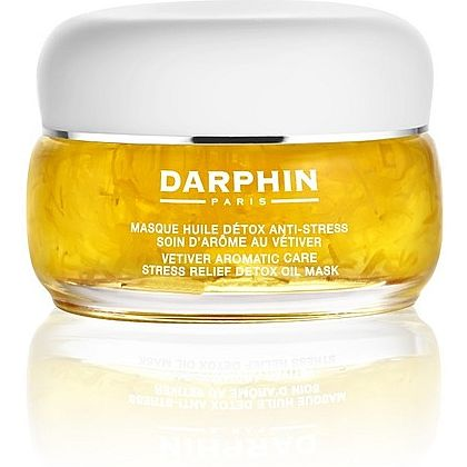 DARPHIN Vetiver Aromatic Care Stress Relief Detox Oil Mask, 50ml
