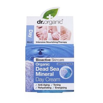 Dr. Organic Dead Sea Mineral Day Cream, 50ml