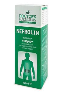Doctor's Formula Nefrolin Φόρμουλα για τους νεφρούς 100ml