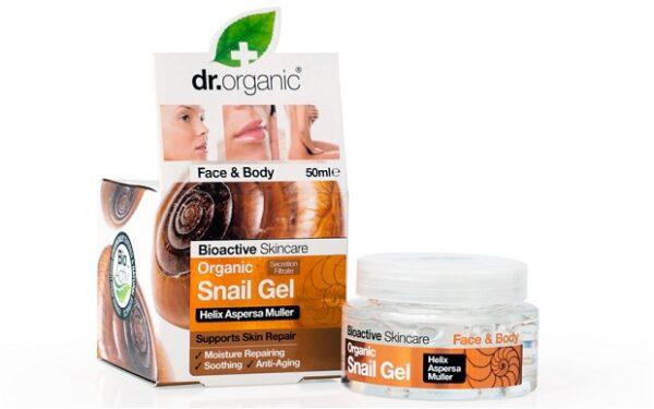 Dr. Organic Snail Gel, 50ml