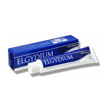 Elgydium Antiplaque οδοντόκρεμα, 75ml