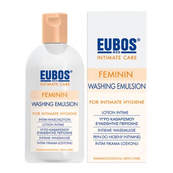 Eubos liquid feminin, 200ml