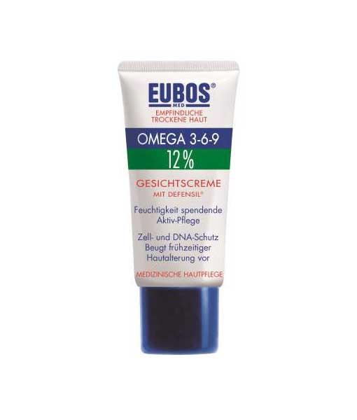 Eubos Omega 3-6-9 Face Cream, 50 ml