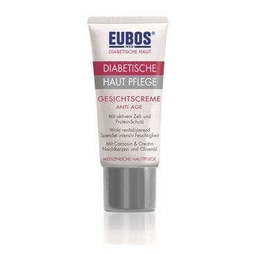 Eubos Diabetic Face Cream,  50ml