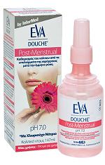 Eva Douche Post Menstrual Κολπική πλύση με χλωριούχο νάτριο, 147ml