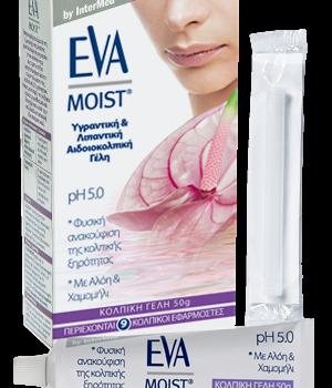 Eva Moist 50gr 9 κολπικοί εφαρμοστές