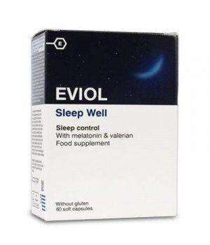 Eviol Sleep Well, 60caps