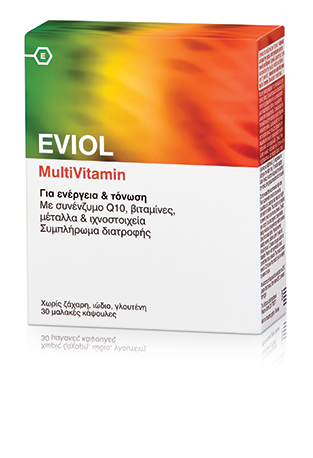 Eviol MultiVitamin, 30caps