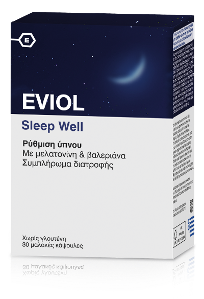 Eviol Sleep Well, 30caps