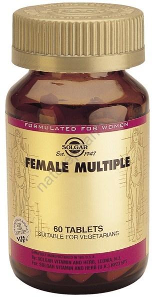 Female Multiple tabs 60s
