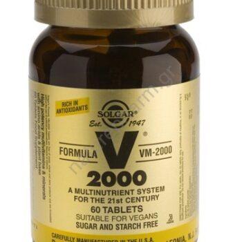 Formula VM 2000 tabs 60s