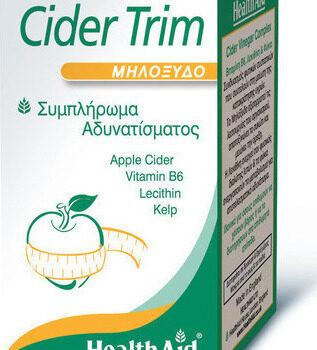 Health Aid Cider Trim, 90caps