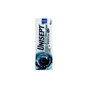 Unisept Buccal Oral drops, 15ml