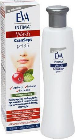 Eva Intima Wash Cransept, 250ml