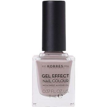 Korres Gel Effect Nail Colour No35 Cocoa Cream, 11ml