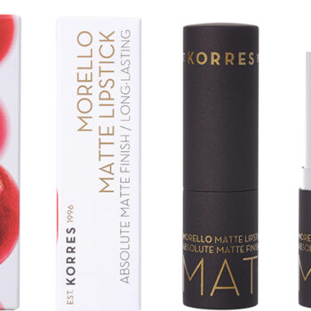 Korres Morello Matte Lipstick 53 Sweet Chili, 3.5gr