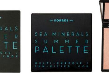 Korres Sea Minerals Summer Palette Blue Waves, 13gr