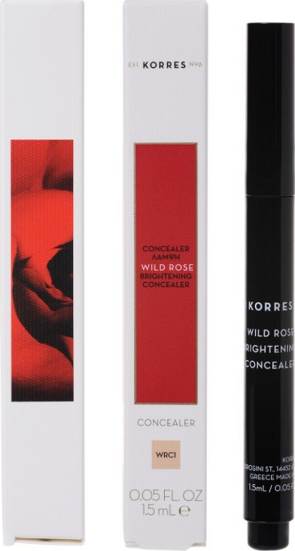 Korres Wild Rose Brightening Concealer WRC1 1.5ml